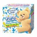 NISSAN Fa-Fa Концентрированный стиральный порошок со смягчителем для детской одежды с цветочным ароматом 900 гр.