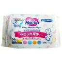 Влажные салфетки детские Merries 54 шт