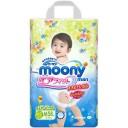 Купить Подгузники-трусики MOONY М с Винни пухом (для внутреннего рынка Японии) (6-11кг) 58 шт. в Элисте