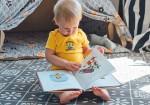 Когда начинать читать книги малышу?
