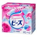 """Стиральный порошок КAO """"New Beads"""" Fragrance, с ароматом розы, 850г"""