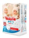 Yokito подгузники-трусики M (6-11кг), 58 шт.